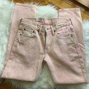 Levi's Jeans - Levi's Men's 511 Slim Fit Jeans Zeke Stretch pink